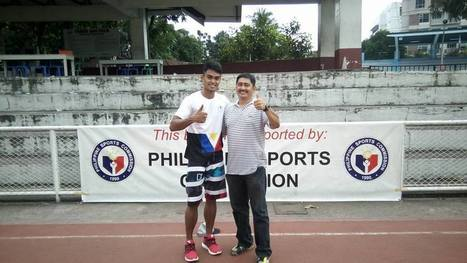 Diones surpasses National Record. Lopena Honey moon season continues. - Pinoyathletics.info | Philippines Track and Field | Scoop.it