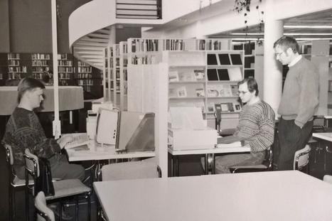 Tietopalvelupäivystys ennen ja nyt | Kirjastoala | Scoop.it