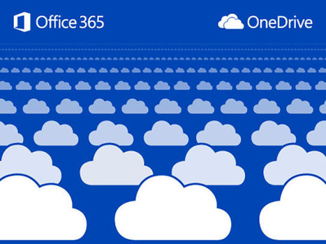 OneDrive passe au stockage illimité… mais pas pour tout le monde | netnavig | Scoop.it
