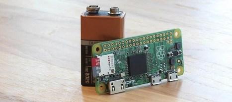 The $5 Raspberry Pi Zero   Raspberry Pi   Scoop.it
