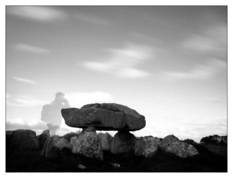 Bretagne - Finistère - Plomeur (Kerugon) : LE fantôme me rend sa 1ère visite de 2013 | photo en Bretagne - Finistère | Scoop.it