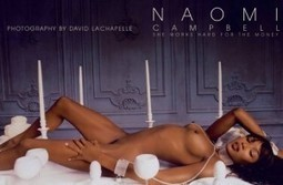Naomi Campbell by David Lachapelle | Estètica | Scoop.it