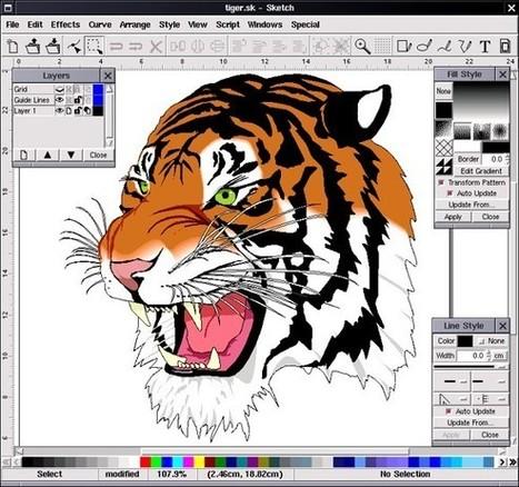 10+ Adobe Illustrator Alternatives | Apps | Scoop.it