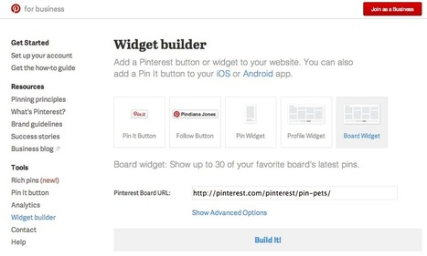 How to Embed a Pinterest Board on Your Website [Quick Tip] | Time to Learn | Scoop.it