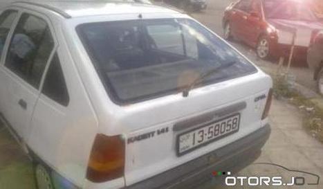 سيارة اوبل كاديت 1991 ب 2400 دينار   mustafa`   Scoop.it