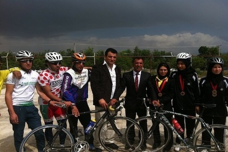 Afghan women cyclists riding for freedom | U.S. - Afghanistan Partnership | Scoop.it