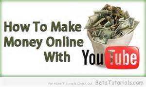 YouTube give you extra money   How To Make Money From YouTube   Scoop.it