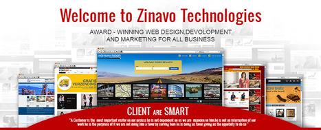 Website Designing Bangalore | Web Designing Company Bangalore | Bangalore Web Design Company | Zinavo Technologies | Scoop.it
