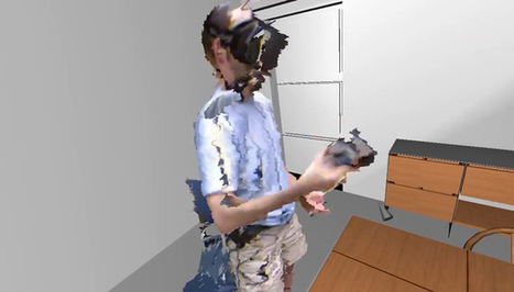 Oculus Rift user transplants his whole body into VR using three Kinects | leapmind | Scoop.it