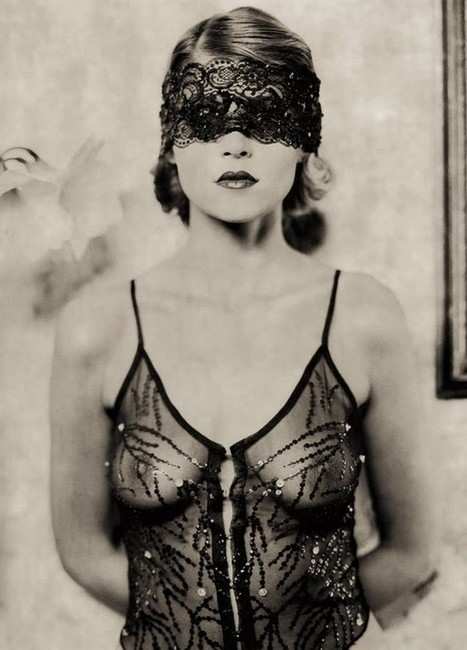 La incomparable sofisticada sensualidad de Marc Lagrange | Photographers | Scoop.it
