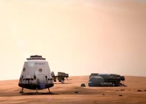 SpaceX Prepares for a Human Mission to Colonize Mars by 2026 | Post-Sapiens, les êtres technologiques | Scoop.it