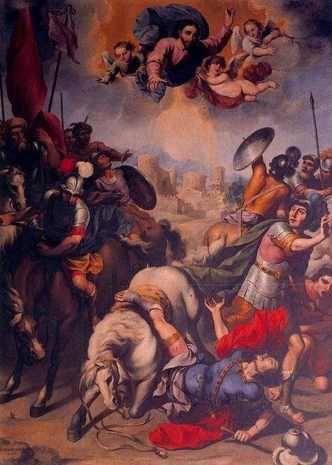 Conversión de san Pablo | Pablo de Tarso | Scoop.it