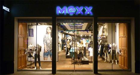 Un Tweet Mirror dans un magasin Mexx en Allemagne | 2- Du social retailing à l'innovation des points de vente | Scoop.it