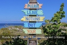 Florida Social Workers Continuing Education Requirements and Licensing | Continuing Education for Mental Health Professionals | Scoop.it