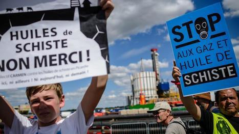 Des projets d'extraction du gaz de schiste inquiètent sur les deux rives du Lac Léman | décroissance | Scoop.it