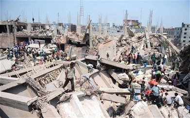 Bangladesh disaster: Primark and other Western companies have tough questions to answer – Telegraph Blogs   Situational Awareness   Scoop.it