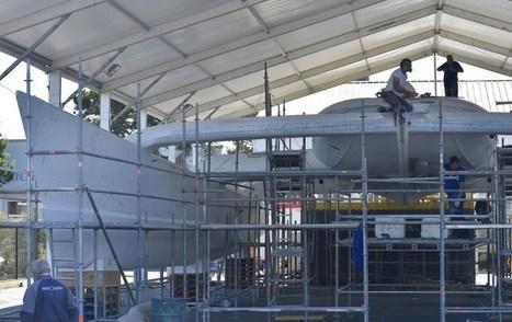 Le premier bateau naviguant aux énergies renouvelables va prendre le large   Equilibre des énergies   Scoop.it