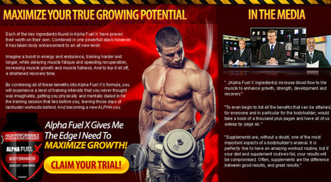 Alpha Fuel X - Absolute Risk Free Trial | | Improve energy Guarantees | Scoop.it