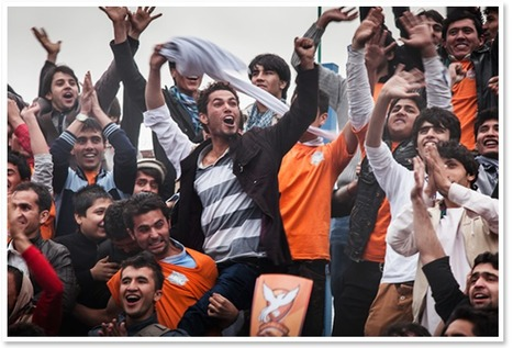 How football offers Afghans hope | Broadcast Sport | Scoop.it