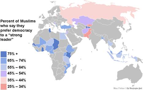 Epic Pakistan: 16 surprising maps that explain Pakistan | Business | Scoop.it