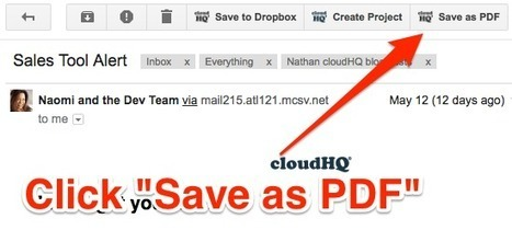 The Beyond Simple Way to Save Emails to PDF | cloud computing | Scoop.it