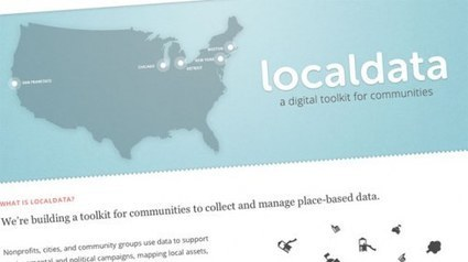 LocalData, una herramienta abierta para la recolección y gestión de datos | Periodismo Ciudadano | Periodismo Ciudadano | Scoop.it