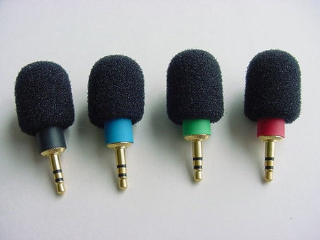 Tiny microphones – the next tracking frontier? | Learning Analytics in Higher Education | Scoop.it