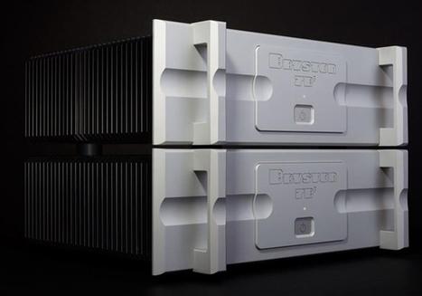 Bryston SST3 : bien plus qu'une série de monstres de l'amplification Hi-Fi au carré | ON-TopAudio | Scoop.it