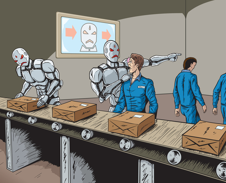 10 Jobs That May be Replaced by Technology in the Next Few Years   MyJobhelper   Scoop.it