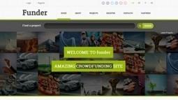 Funder - A Crowdfunding WordPress Theme | Free & Premium WordPress Themes | Scoop.it