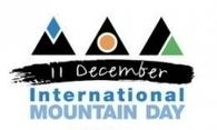 International Mountain Day (IMD)   Montagne - Culture et Société   Scoop.it