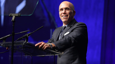 Jeffrey Katzenberg Tells Staff: DreamWorks Animation Has Found 'Best Possible Home' | ☯ Song For A Friend ☯ | Scoop.it