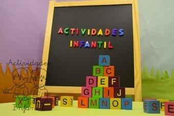 JUEGOS PARA APRENDER LAS LETRAS » Actividades infantil | Recull diari | Scoop.it