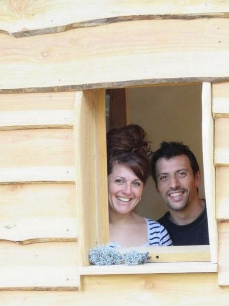 Ils louent des cabanes dans les arbres | Économie de proximité | Scoop.it