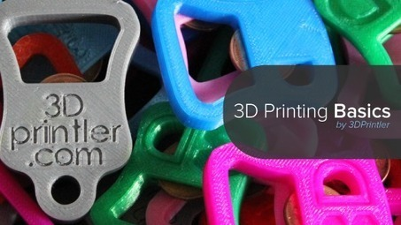 3D-Printing Courses - Online Courses by 3Dprintler   3d Printing   Scoop.it