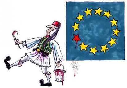 GRÈCE • Athènes rompt avec la Troïka | Union Européenne, une construction dans la tourmente | Scoop.it