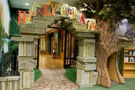 8 Children's Libraries That Make You Wish You Were A Kid Again | Tennessee Libraries | Scoop.it