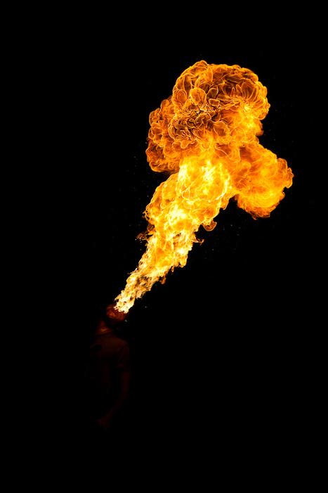 Tout feu, tout flamme – Lense.fr | La photographie | Scoop.it