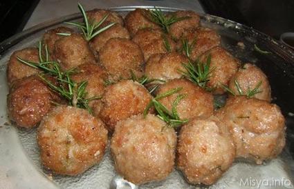 Polpettine al rosmarino   Cucina   Scoop.it