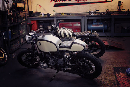 Eleven BMW R100 by Kevils | Cafe Racers | Scoop.it