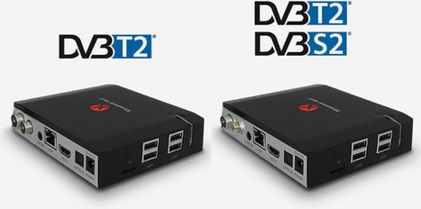 Xtreamer mxV Plus DVB-T2 and mvX Pro DVB-T2/DVB-S2 Combo TV Boxes Support Android and OpenELEC | Embedded Systems News | Scoop.it