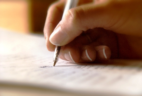 Thinking Out Loud: National Letter Writing Day. . .for that personal touch? | Writing Matters | Scoop.it