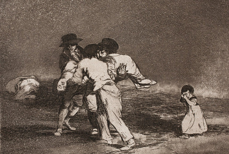 Best-known graphic work of Spanish artist Francisco Goya at Malmo ... | Tilting at Windmills | Scoop.it