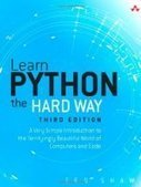 Learn Python the Hard Way, 3rd Edition - PDF Free Download - Fox eBook | Data Analytics | Scoop.it