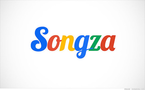 Google Buys Songza, a Streaming Music App | Social Media Marketing Hand Book | Scoop.it