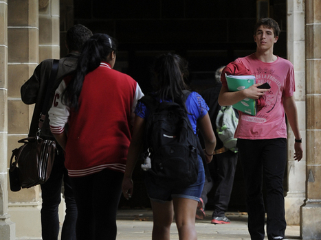 Planned influx of foreign students sparks concern - SBS | New Colombo Plan | Scoop.it