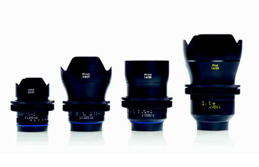 A Closer Look at the New ZEISS Lens Gears