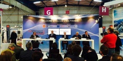 Aéronautique : 1 300 entreprises au salon Aeromart à Toulouse - 29/11 - 01/12   Trouver un emploi dans le numérique, se former, créer son activité, développer son réseau  à Toulouse   Scoop.it