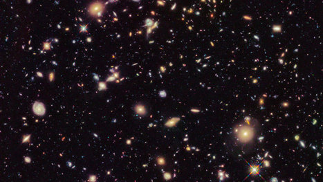Hubble telescope spies 13.3-billion-year-old galaxy - Technology & Science - CBC News | Justinsinterests | Scoop.it