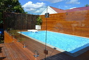 Glass Pool Fencing: Attaining Great Performance as well as Elegance For Your Pool! | Polaris Hinge | Scoop.it